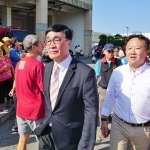 李四川出任高雄副市長 韓國瑜讚「非常棒的組合」:兩人有共同理想
