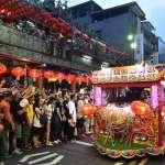 湄洲媽祖踩街大遊行 2000信眾護駕出巡板橋8里