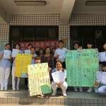 台南仁德衛生所與實習生合製高齡友善公車時刻表