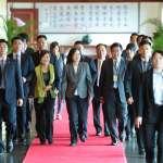 石之瑜觀點:中共的民主自由超過民進黨