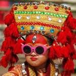 尼泊爾3歲女童成新任「活女神」 足不沾地、不能哭笑、初經來潮就退休