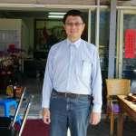 台南市立委補選》帶傷投票坦言壓力大 謝龍介:不必相互毀滅,盼選後理性思考