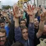 獨立公投進行中》加泰隆尼亞人民的建國夢 西班牙鎮暴警察強力阻擋投票