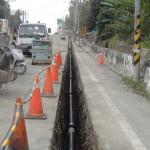 內門區旗文路、南屏路汰換管線 供水品質大提升