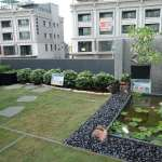 抑制熱島效應 南市東區清潔隊綠屋頂啟用