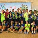 全運會男女手球賽 高市女子組奪金連霸