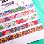 紙膠帶別光買蒐集不用啊!3位插畫家分享9種應用法,超級實用快學起來