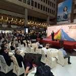 基隆產博會十月下旬登場 台北火車站大廳推廣