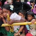 緬甸政府「打擊恐怖」順便「種族清洗」羅興亞人繼續逃難,最大受害者是兒童