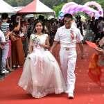 2017日月潭集團婚禮 32對新人舉行浪漫教堂婚禮
