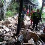台灣旅行團三峽遇土石流3死2傷 全聯會:協助家屬儘快赴中國處理