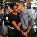 有一種愛,叫歐巴馬與蜜雪兒!辭掉頭路只願與她相守,12張漏網照見證25年不渝情緣