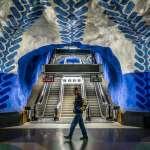 美媒選出全球最令人驚豔的7個地鐵站,亞洲唯一入圍在台灣!「這站」設計受肯定...