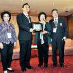 泰國僑商參訪團拜會高市府 陳菊:歡迎投資高雄