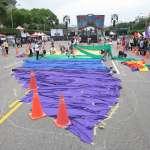逾20國外國友人參與,從台灣走向世界的彩虹 同志大遊行全紀錄