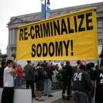 LGBT族群歧視與迫害從未消失 全球逾70國以刑罰壓制同性戀性行為!