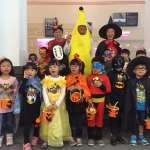 不給糖就搗蛋!600幼兒今湧進新竹州廳討糖吃