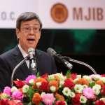 陳建仁盼比利時發聲 支持台灣參與WHA
