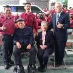 回饋社會 新北三峽郭姓夫婦捐贈第二輛救護車