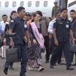 翁山蘇姬首度到訪衝突地區若開邦 能否化解羅興亞人種族屠殺危機?
