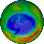 好消息!南極臭氧層破洞縮至近30年最小,但仍相當於547個台灣