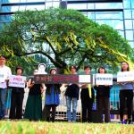 望你早歸!李明哲失蹤第233天,NGO綁黃絲帶聲援、將再赴聯合國報告