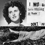 全美最著名的未破兇殺「黑色大理花」!懷星夢的小咖女星,竟遭慘無人道分屍、散落公園…
