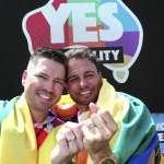 最棒的耶誕禮物!澳洲國會說到做到 正式承認同性婚姻合法