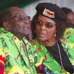 萬年總統下台換來什麼?穆加比與妻子拿到免死金牌:司法豁免權