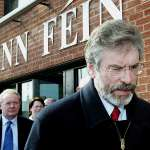 從武裝鬥爭到和平轉型,領導北愛爾蘭統一運動34年「新芬黨」領導人亞當斯功成身退