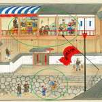 台北圓山文化竟與17世紀日本長崎風俗業有驚人巧合?來看看歷史學者怎麼說