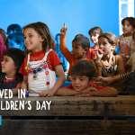 小鬼當家,世界更美好!11月20日世界兒童日全球響應關懷