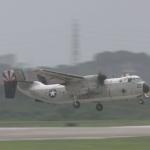 駐日美軍又摔飛機 C-2墜落沖之鳥島外海,傳3人失蹤