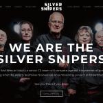 史上最嗆CS戰隊!平均年齡71歲的瑞典「銀色狙擊手」