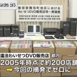 【事實查核】當歌舞伎町200家無碼DVD店全被掃光 日本街頭真的買不到A片了嗎?