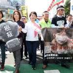 綠議員批想選舉的人要「知所節制」 藍中市長參選人江啟臣、盧秀燕重炮反擊