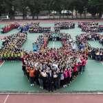 校園球場更新鋪面 南寮國小喜獲百年校慶賀禮