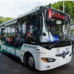 中國司機飯碗不保?自動駕駛公車深圳率先上路 官方急澄清:測試而已啦!