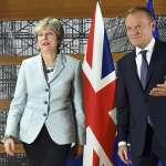 脫歐談判過頭關 英國:合理分手費應在1.56兆內