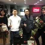 紐約品牌包重現台北東區 時尚界席捲三十年