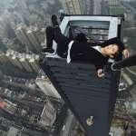 「高空挑戰第一人」失手墜樓身亡 中國直播亂象惹議
