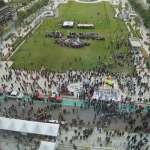 台中反空污大遊行》拒讓中南部成燃煤犧牲者 環團估萬人上街喊訴求