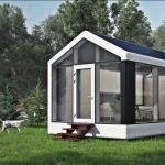 3D列印有多狂?8小時內蓋好一棟房!不到台幣200萬就能買下12坪小窩!