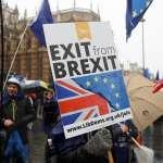 不見棺材不掉淚?最新民調:仍有41%英國民眾「贊成」脫歐