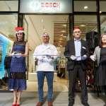 德國品牌Bosch提昇消費者體驗 以高規格打造台北旗艦體驗展示中心