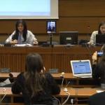 「機器人」突圍!唐鳳「出席」聯合國IGF論壇 中國代表跳腳抗議