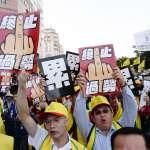 民進黨民調:59.7%民眾贊成《勞基法》修法