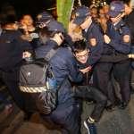 「把群眾帶出來,就要有能力帶回去!」反勞基法修惡遊行 柯文哲昨晚親自下令排除