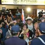 警方強勢「淨化」台北車站 80位民眾登警備車遭帶回詢問