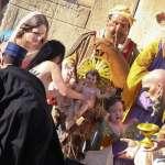 「上帝是女性!」抗議天主教侵犯女性身體自主權 烏克蘭上空女郎梵蒂岡強奪聖嬰像被捕